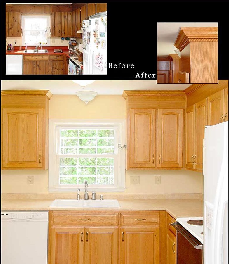 Reface Or Replace Kitchen Cabinets: Reface Kitchen Cabinets Photo Gallery