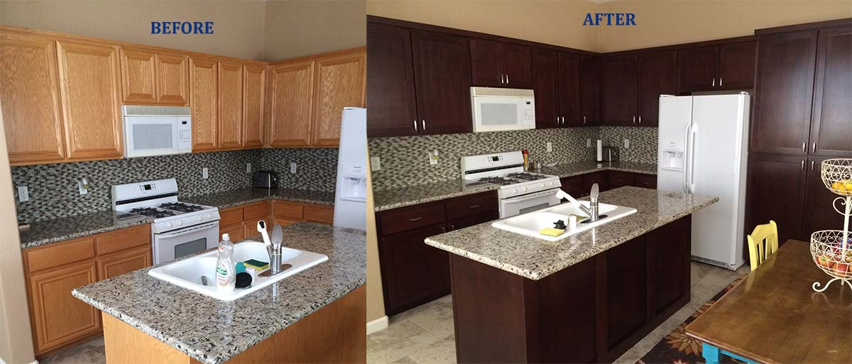 Quote Reface Kitchen Cabinets